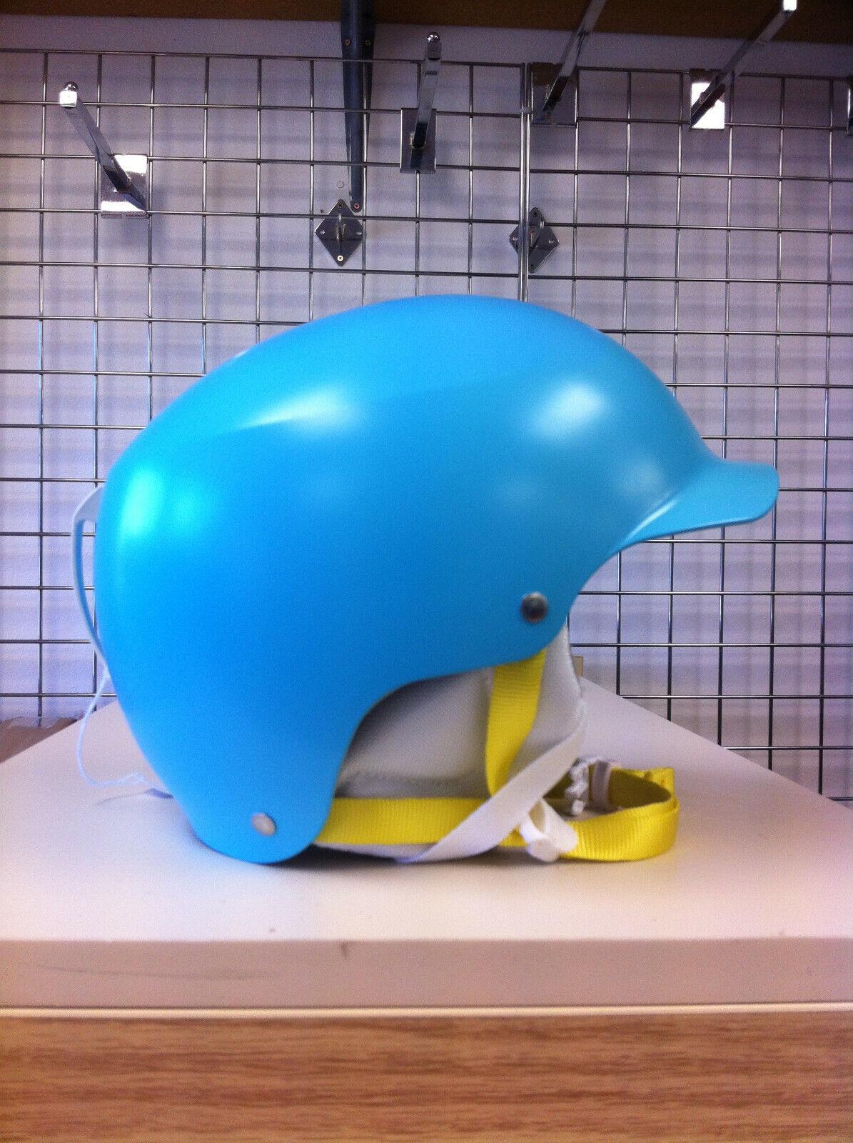 Women's Bern Team Muse EPS ski snowboard helmet Satin Aqua Green size medium