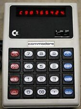 Vintage Commodore Minuteman 3 Calculator w/Case (Will Ship WorldWide)