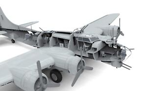Airfix Models 1/72 Boeing B-17G Flying Fortress
