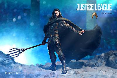 Custom mezco DC  Aquaman cape suitble for 6-7inch 1:12  action figures