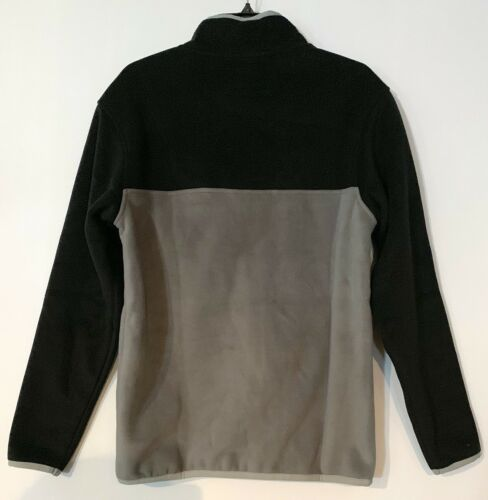 NEW Southern Grit 1//4 Snap Tundra Fleece Men/'s Long Sleeve Pullover Top S XXL