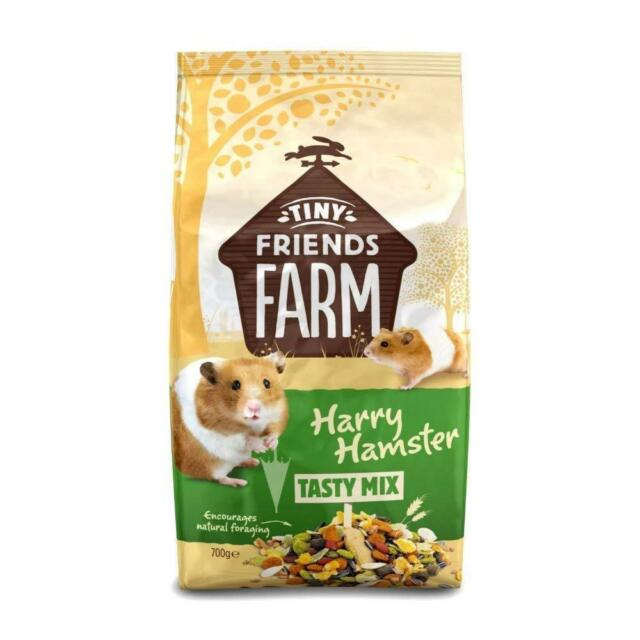 Supreme Harry Hámster 700g - Completo Muesli para Hamsters