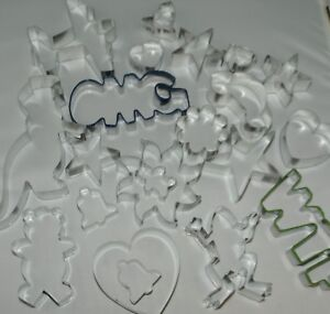 Cookie-cutter-Cake-pastry-Biscuit-cutters-over-40-to-choose-UK-seller