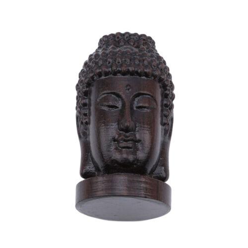 Craft Buddha Statue Decor Tathagata Sculptures Arts/&craft Yoga Monk Figurine 6T