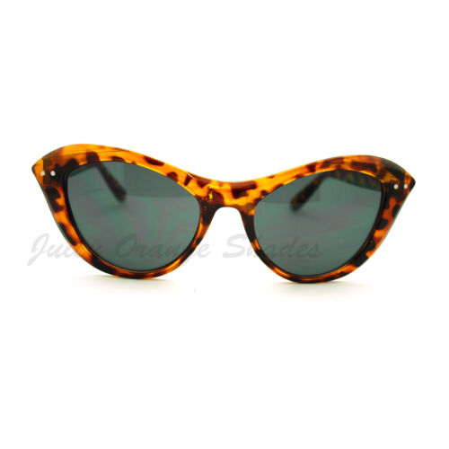 Womens Butterfly Cateye Sunglasses Chic Unique Fashion Shades