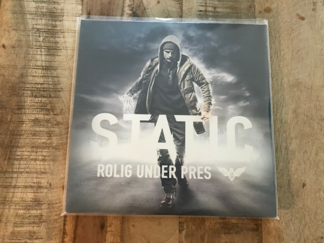 LP, DJ Static . Peter Sommer. Pede B. Jokeren., Rolig under…