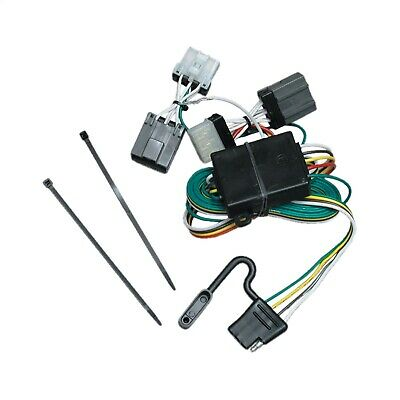 Tekonsha RV Trailer Tow Ready T-One Connector 118384 Wiring Connector Kit