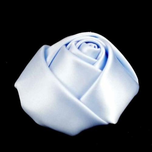 3 X LARGE ROSES ROSEBUDS WEDDING DRESS TABLE DECORATION BOUQUET FLOWERS  6cm