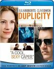 Duplicity 0025195046152 With Julia Roberts Blu-ray Region a