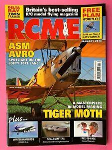 Rcm-amp-e-Magazin-Januar-2014-Enthaelt-Plan-Fuer-Ellipse-Klasse-1-Nats-Winner