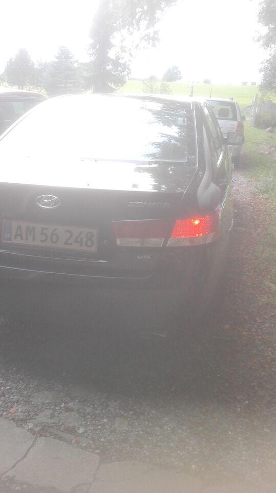 Hyundai Sonata, 3,3 V6 aut., Benzin
