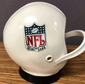 1970s-NFL-HELMET-BANK-GREAT-CONDITION