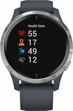 Artikelbild Garmin Venu Granitblau-Silber Smartwatch GPS Schrittzähler