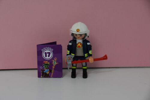 Playmobil 70243 Figures Girls Serie 17 Feuerwehrfrau Feuerwehr