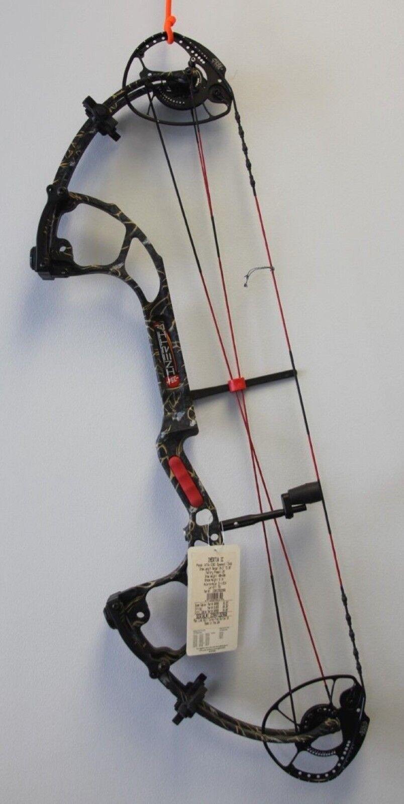 Nuevo PSE inercia IC cráneo funciona Camo 60arco compuesto de mano derecha