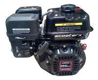 Epa Motor Engine 196cc 6.5hp 3/4 Generator Snowblower Replacement Aftermarket
