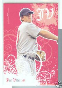 Honkbal Verzamelkaarten: sport 2007 Bowman Sterling Prospects #BSP-JV.2 Josh Vitters Chicago Cubs Auto Card