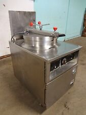 B K I Commercial Hd Extra Large Capacity 75lbs Electric Pressure Fryer