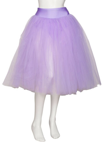 Girls Ladies Lilac Romantic Ballet Dance Tutu Skirt All Sizes By Katz Dancewear
