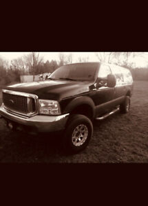 2000 Ford Excursion with 7.3