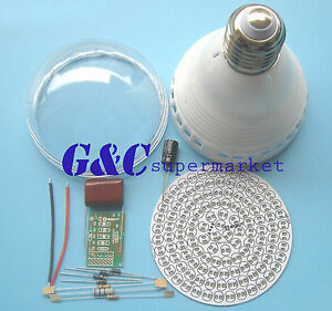 120-LEDs-Energy-Saving-Lamps-Suite-without-LED-DIY-Kits