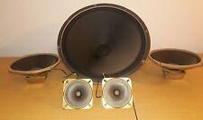 "Rare Vtg 50s Jensen Motorola ""Golden Voice"" hi-fi tube console AlNiCo speakers!"