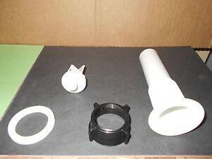 Plastic Bathroom Sink : Details about *RV BATHROOM SINK DRAIN WHITE PLASTIC