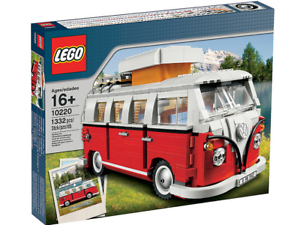 LEGO LEGO LEGO Creator - Rare - Volkswagon VW Camper Bus 10220 - New & Sealed f7b4ec