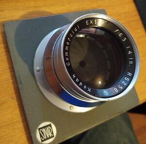 Kodak-Commercial-Ektar-14in-f6-3-Barrel-Lens-in-Sinar-mount-8x10
