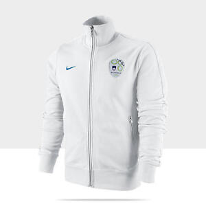 """Nike Men's/ Boys Slovenia Authentic N98 Track Jacket/ Top, Size: S (34-36"""")"""