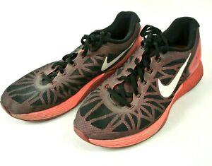 buy popular 10ceb ab195 Image is loading NIKE-Lunarglide-6-Sneakers-Men-039-s-Athletic-