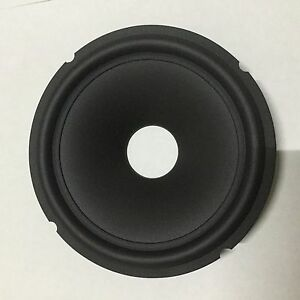 "Details about 8"" 8 inch 8mm PP Speaker Cone Recone Part Audio Repair  Replacement"