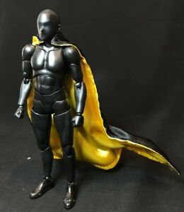 1//6 Scale Toy Yellow Cape