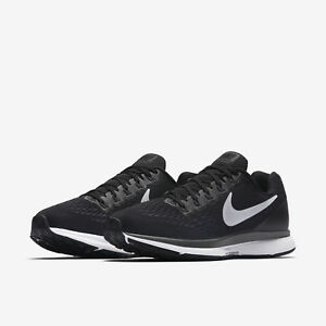 2c589754a21 New Women s Nike Air ZOOM PEGASUS 34 (W) WIDE Shoes Sneakers (880561 ...