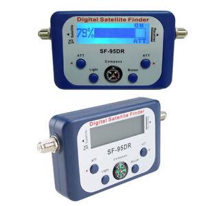digital satellite strength meter signal finder directv. Black Bedroom Furniture Sets. Home Design Ideas