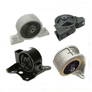 4PC-MOTOR-MOUNT-FOR-2000-2001-NISSAN-SENTRA-2-0L-AUTO-FAST-FREE-SHIPPING