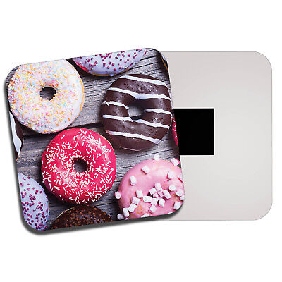 Donut Worry Positive Teen Gift #15512 Funny Doughnut Classic Fridge Magnet