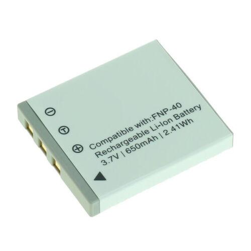 Batería compatible con Samsung slb-0737//slb-0837