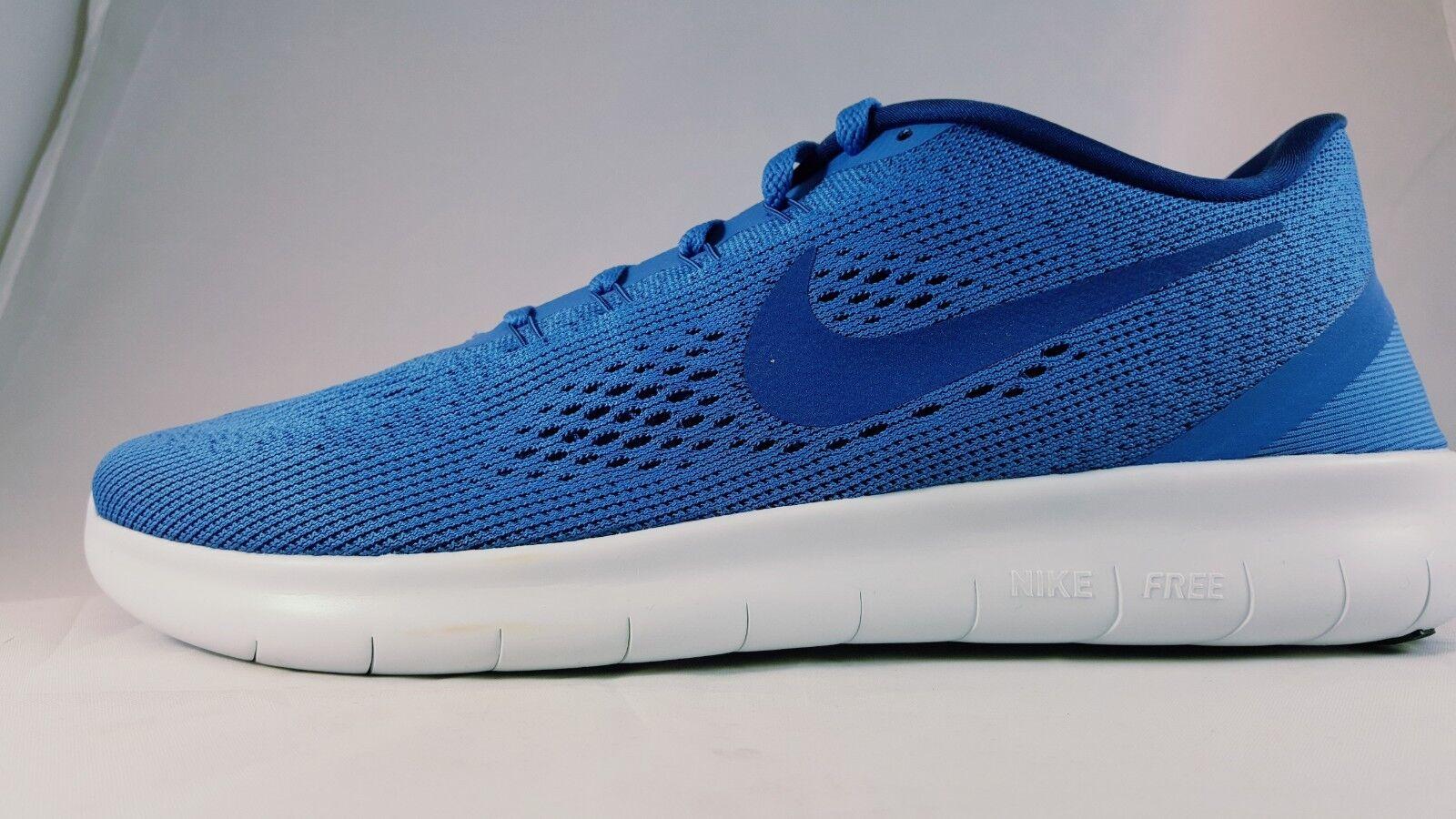 Nike - flex supremo tr 5 donne 852467-001 bianco nero formazione scarpe taglia