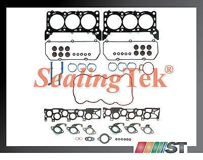 Fit 99 Ford 3.8L//4.2L V6 VIN Code 4,2 Engine Cylinder Head Gasket Set kit motor