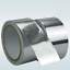 1 Roll 50mm*40M Aluminum Foil Tape 0.08mm Thick Thicken Temperature Resistance