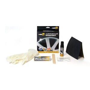 raid hp alu felgen reparatur set felgendoktor kit silber. Black Bedroom Furniture Sets. Home Design Ideas