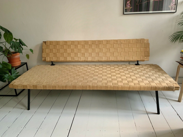 Daybed, andet materiale, 3 pers. , Sinnerlig Ikea, Daybed…