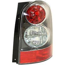 Tail Light For 2004 2006 Mazda Mpv Passenger Side Models With Rocker Molding