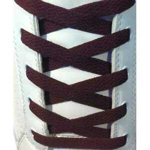 Marrone 6075 Piatti Scarpa Per 7mm Scuro Scarpe Lacci Stringhe eBQoxrdWC