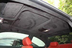3m-BLACK-Car-Van-Headlining-fabric-SUEDE-ALCANTARA-2-GLUE