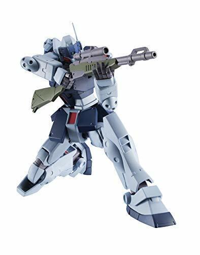 Bandai Tamashii Nations Robot Spirits RGM-79SP GM francotirador II VER. a.n.i.m.e.  Mob