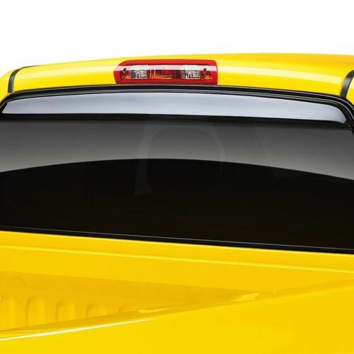AVS 09-18 Dodge RAM 1500 Sunflector Rear Window Truck Sun Deflector 1pc Smoke