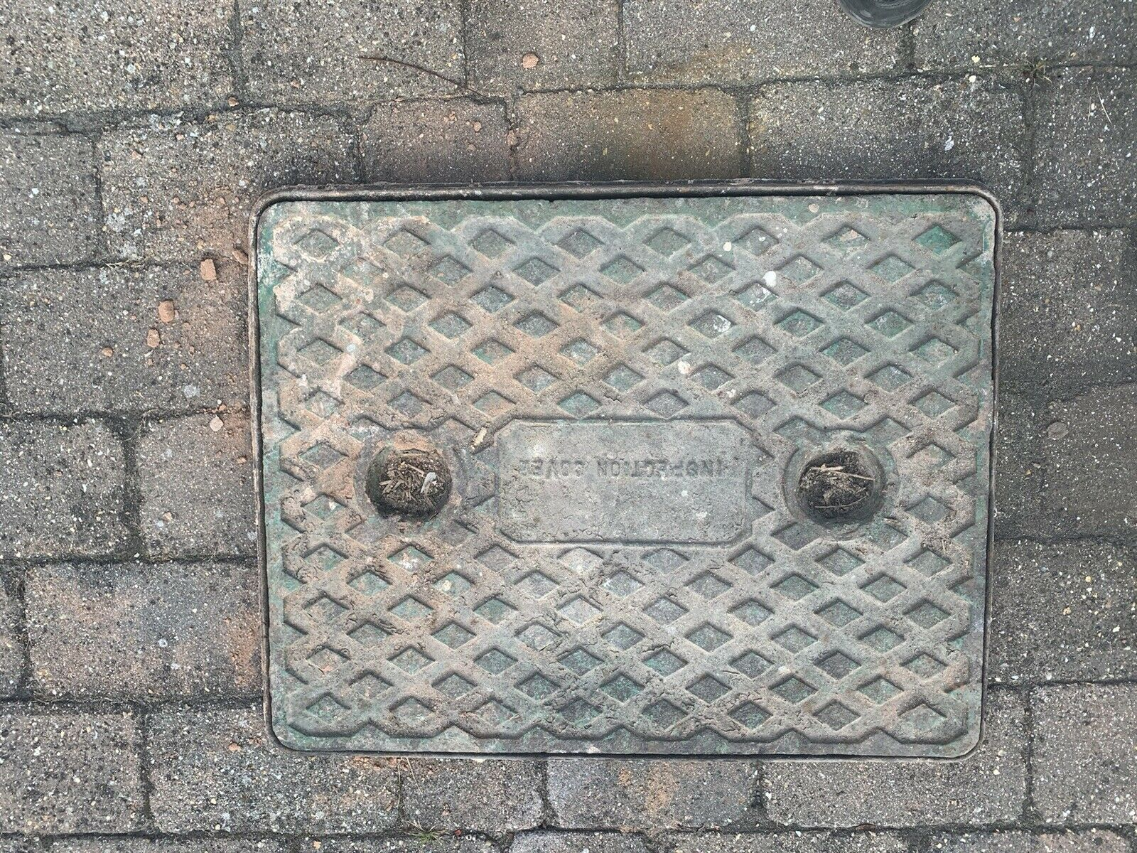 inspection cover - Cast Iron