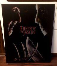 FREDDY KRUEGER, JASON VOORHEES, BILD/PICTURE #2 47x60